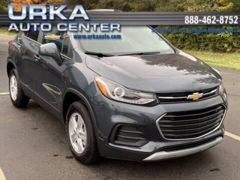 2022 Chevrolet Trax for sale at Urka Auto Center in Ludington MI