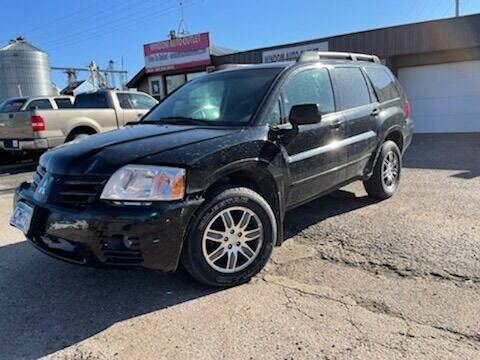 2004 Mitsubishi Endeavor for sale at WINDOM AUTO OUTLET LLC in Windom MN