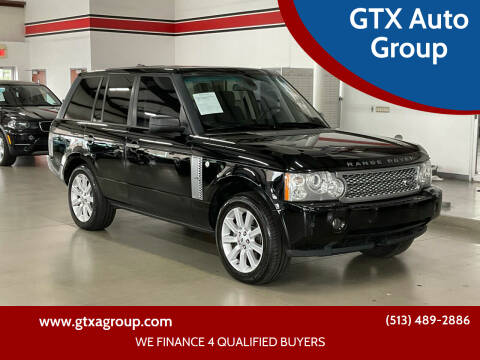 2008 Land Rover Range Rover for sale at UNCARRO in West Chester OH