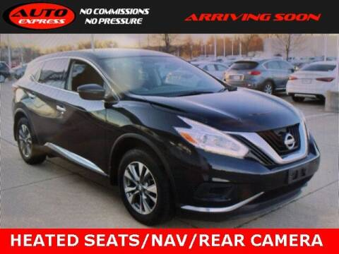 2016 Nissan Murano for sale at Auto Express in Lafayette IN