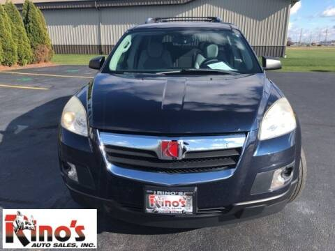 2008 Saturn Outlook for sale at Rino's Auto Sales in Celina OH