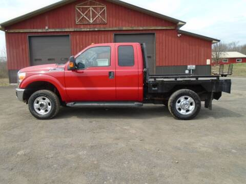 2011 Ford F-250 Super Duty for sale at Celtic Cycles in Voorheesville NY