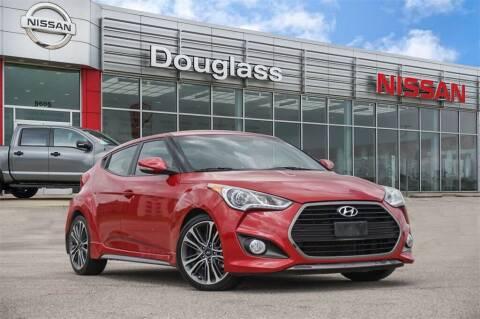 2016 Hyundai Veloster for sale at Douglass Automotive Group - Douglas Nissan in Waco TX