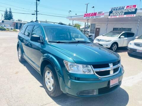2009 Dodge Journey for sale at Dream Motors in Sacramento CA