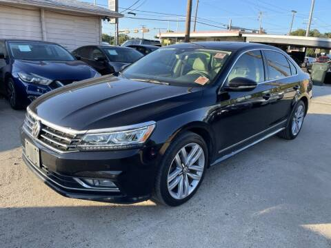 2017 Volkswagen Passat for sale at Pary's Auto Sales in Garland TX