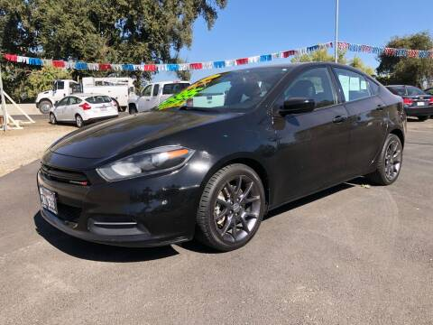 2016 Dodge Dart for sale at C J Auto Sales in Riverbank CA