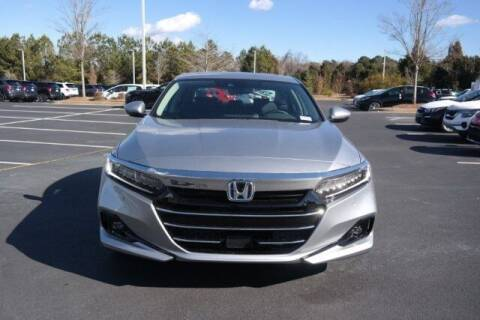 2021 Honda Accord Hybrid for sale at Southern Auto Solutions - Lou Sobh Honda in Marietta GA