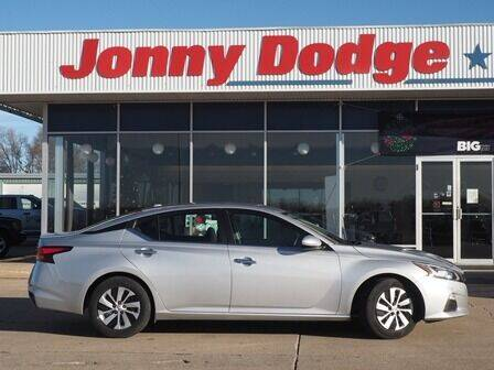 2019 Nissan Altima for sale at Jonny Dodge Chrysler Jeep in Neligh NE