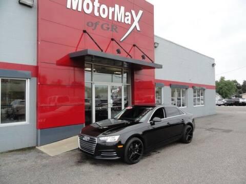 2017 Audi A4 for sale at MotorMax of GR in Grandville MI