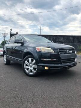 2007 Audi Q7 for sale at Auto Budget Rental & Sales in Baltimore MD