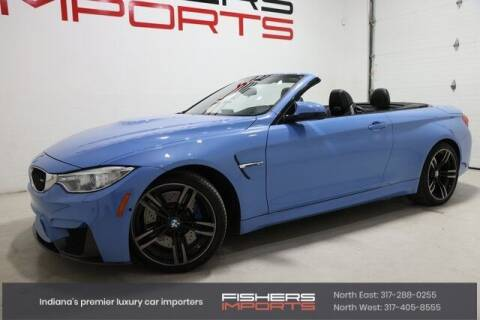 2016 BMW M4 for sale at Fishers Imports in Fishers IN