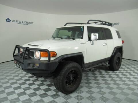 2012 Toyota FJ Cruiser for sale at Curry's Cars Powered by Autohouse - Auto House Tempe in Tempe AZ