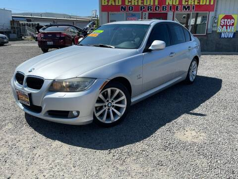 2011 BMW 3 Series for sale at Yaktown Motors in Union Gap WA