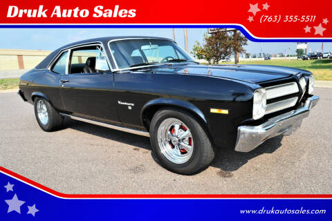 1971 Pontiac Ventura for sale at Druk Auto Sales in Ramsey MN