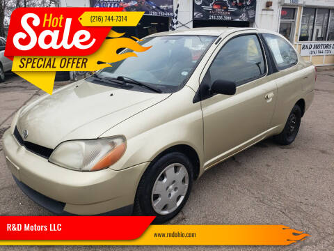 2002 Toyota ECHO for sale at R&D Motors LLC in Cleveland OH