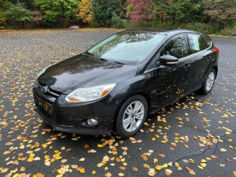 2012 Ford Focus for sale at Car World Inc in Arlington VA