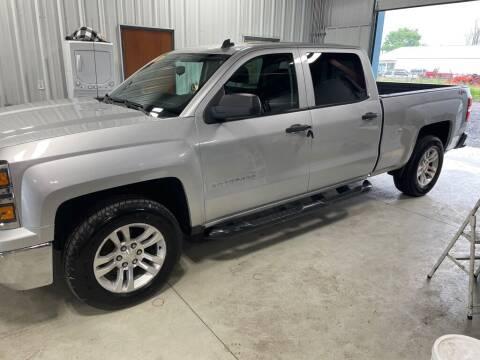2014 Chevrolet Silverado 1500 for sale at Wildfire Motors in Richmond IN