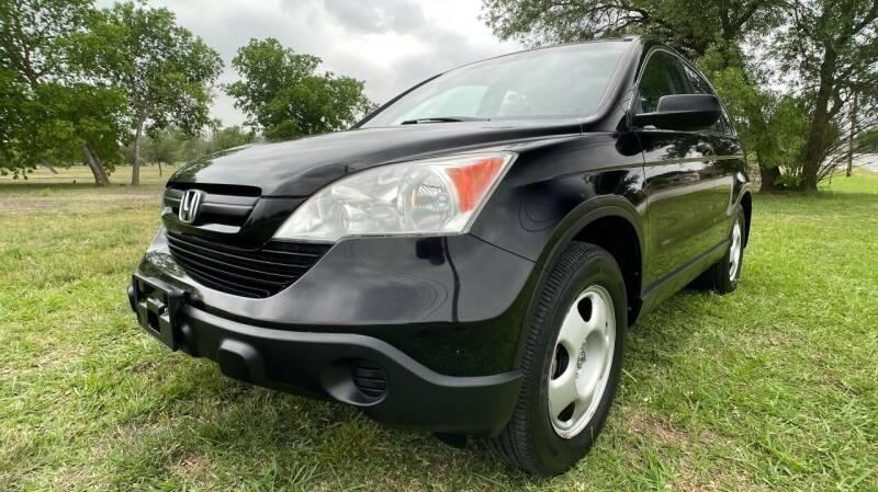 2009 Honda CR-V for sale at Carz Of Texas Auto Sales in San Antonio TX