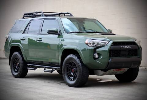 2020 Toyota 4Runner for sale at MS Motors in Portland OR
