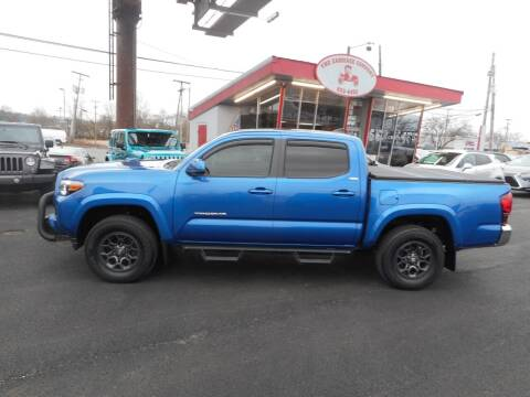2018 Toyota Tacoma for sale at The Carriage Company in Lancaster OH
