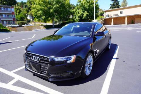 2014 Audi A5 for sale at Precision Motors LLC in Renton WA