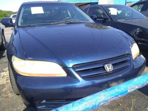 2001 Honda Accord for sale at Dave-O Motor Co. in Haltom City TX
