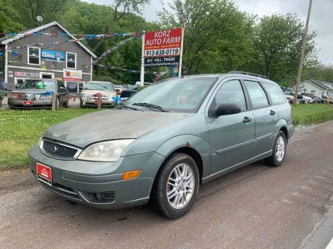 2005 Ford Focus for sale at Korz Auto Farm in Kansas City KS