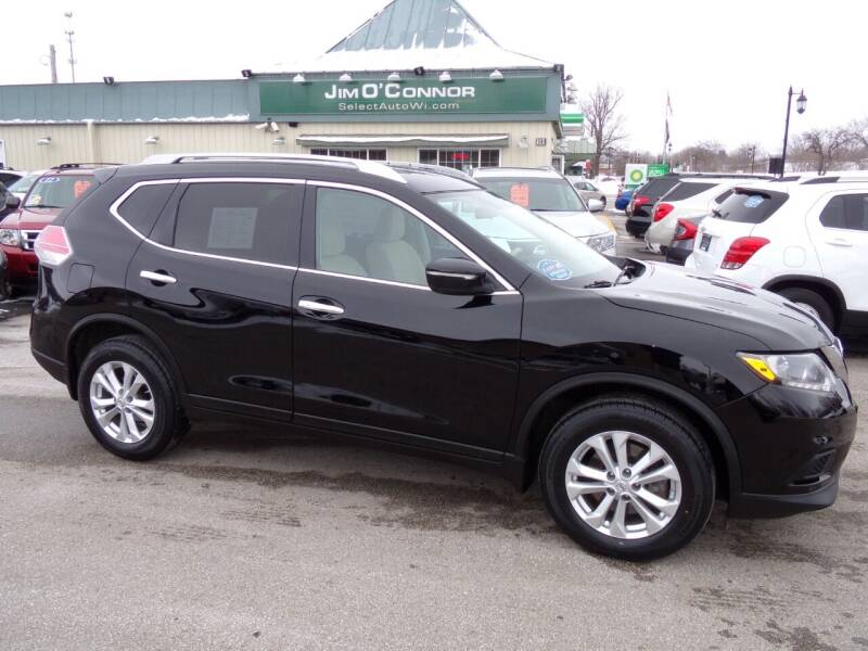 2014 Nissan Rogue for sale at Jim O'Connor Select Auto in Oconomowoc WI