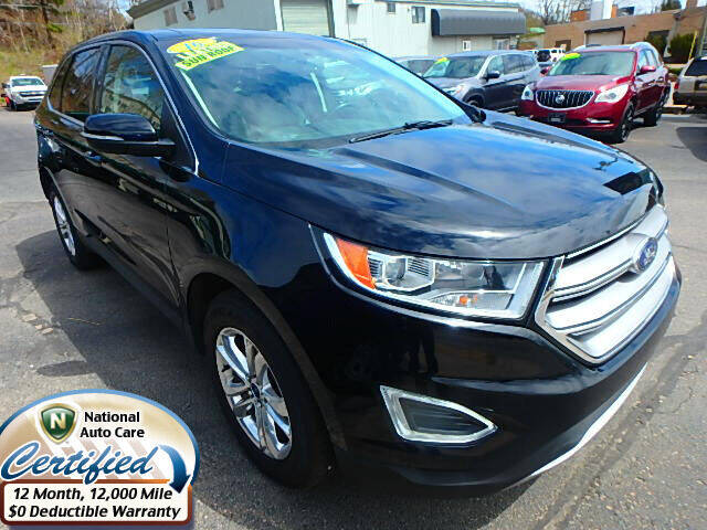 2016 Ford Edge for sale at Jon's Auto in Marquette MI