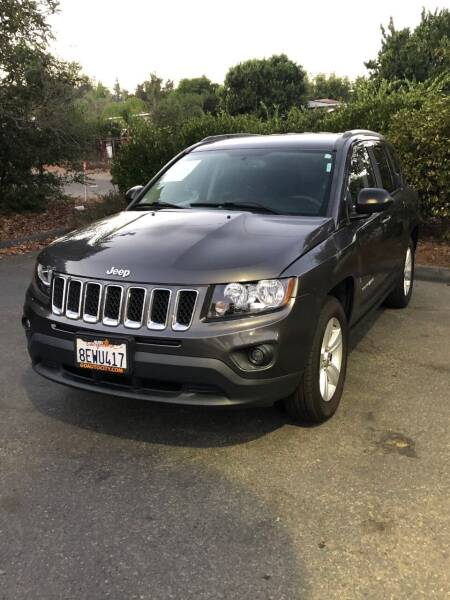 2017 Jeep Compass for sale at North Coast Auto Group in Fallbrook CA