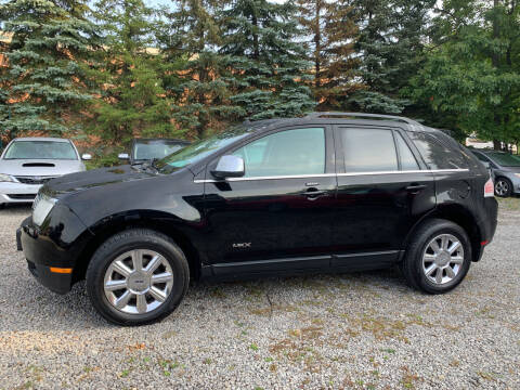 2007 Lincoln MKX for sale at Renaissance Auto Network in Warrensville Heights OH