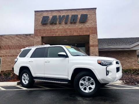 2017 Toyota 4Runner for sale at Bayird Truck Center in Paragould AR