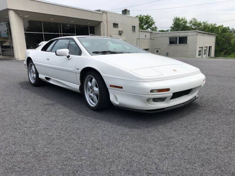 1994 Lotus Esprit for sale at M4 Motorsports in Kutztown PA