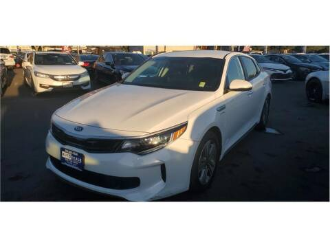 2018 Kia Optima Plug-In Hybrid for sale at AutoDeals in Hayward CA
