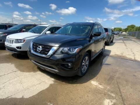 2018 Nissan Pathfinder for sale at Elvis Auto Sales LLC in Grand Rapids MI