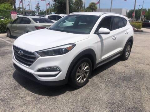 2018 Hyundai Tucson for sale at JumboAutoGroup.com in Hollywood FL
