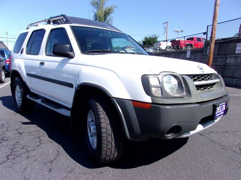 2004 Nissan Xterra for sale at Delta Auto Sales in Milwaukie OR
