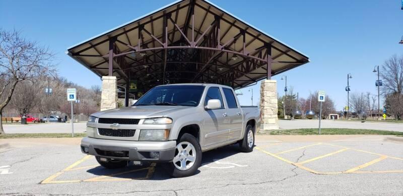 2009 Chevrolet Colorado for sale at D&C Motor Company LLC in Merriam KS