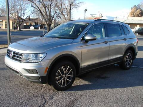 2019 Volkswagen Tiguan for sale at Jimmy's Love Bug in Provo UT
