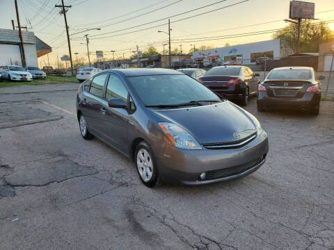 2007 Toyota Prius for sale at Green Ride Inc in Nashville TN