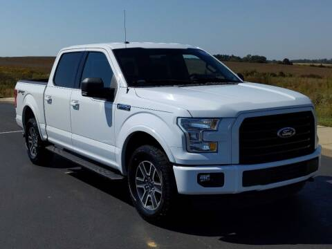 2015 Ford F-150 for sale at Bob Walters Linton Motors in Linton IN
