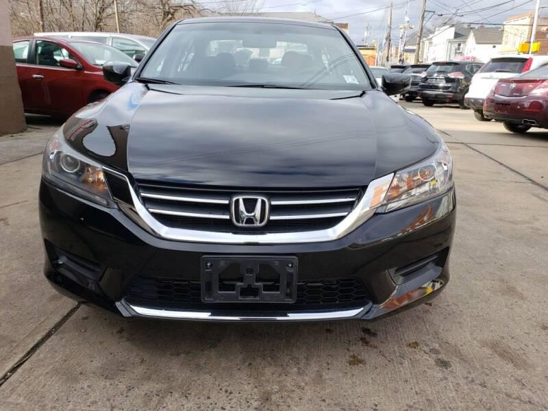 2014 Honda Accord for sale at Mr. Motorsales in Elizabeth NJ