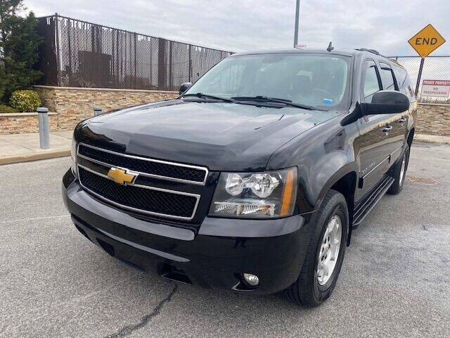2014 Chevrolet Suburban for sale at CarNYC.com in Staten Island NY