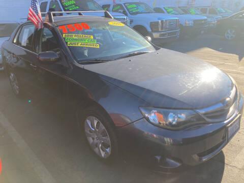 2011 Subaru Impreza for sale at Trade In Auto Sales in Van Nuys CA