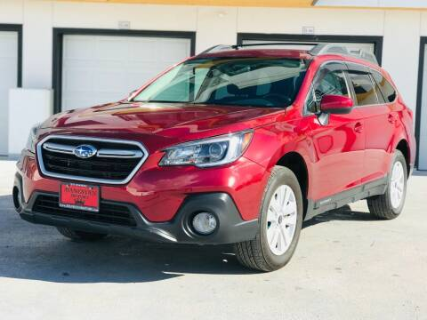 2018 Subaru Outback for sale at Avanesyan Motors in Orem UT