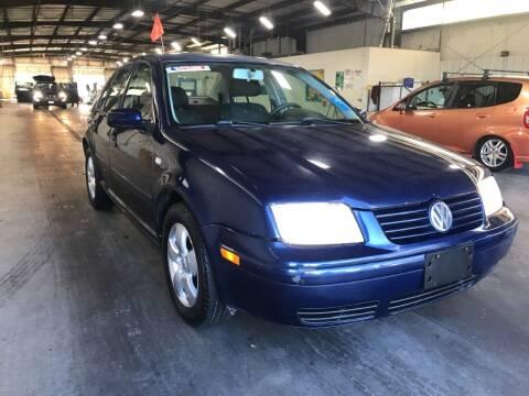 2001 Volkswagen Jetta for sale at Auto Bike Sales in Reno NV