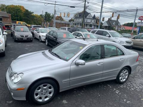 2005 Mercedes-Benz C-Class for sale at Masic Motors, Inc. in Harrisburg PA