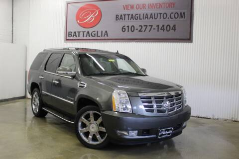 2011 Cadillac Escalade Hybrid for sale at Battaglia Auto Sales in Plymouth Meeting PA