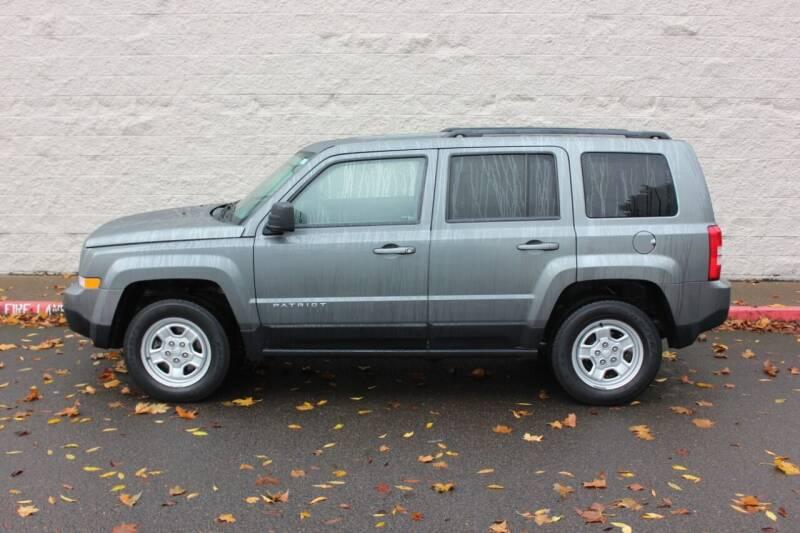 2013 Jeep Patriot for sale at Al Hutchinson Auto Center in Corvallis OR