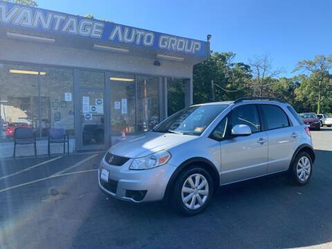 2011 Suzuki SX4 Crossover for sale at Vantage Auto Group in Brick NJ